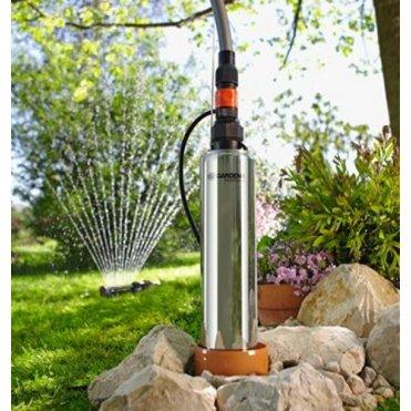 Насос погружной для скважин Gardena 6000/6 inox Premium (01499-20.000)