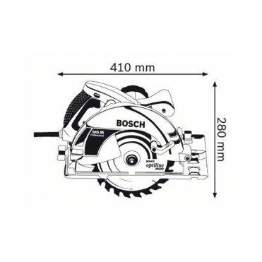 Пила дисковая Bosch GKS 85 (060157A900)