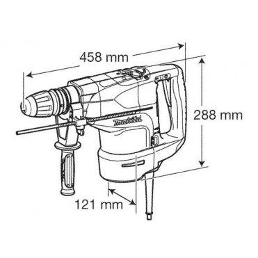 Перфоратор Makita HR 4501 С (HR4501C)