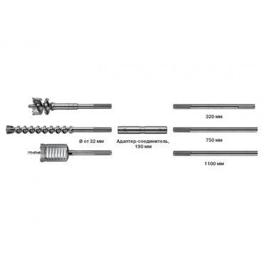 Удлинитель S&R 750 для перфораторов с типом патрона SDS-max (212006702)