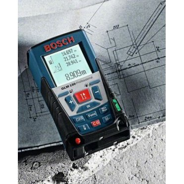 Дальномер лазерный Bosch GLM 150 (0601072000)