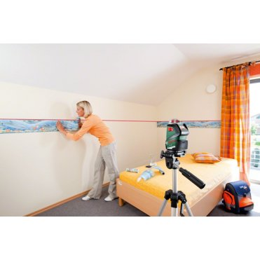 Нивелир лазерный линейный Bosch PLL 360 Set (0603663001)
