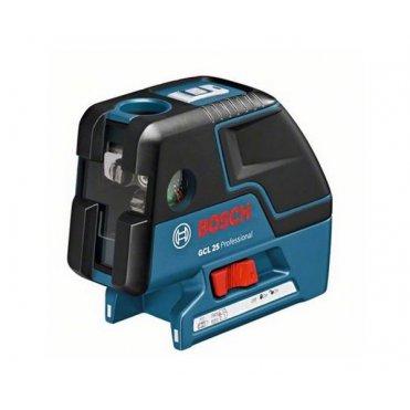 Нивелир лазерный комбинированный Bosch GCL 25 (0601066B00)