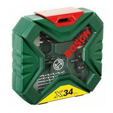 Набор Bosch X-Line Classic 34 (2607010608)
