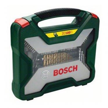 Набор Bosch X-Line Titanium 100 (2607019330)