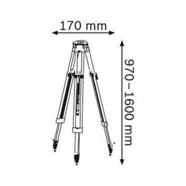 Штатив Bosch ВТ 160 (0601091200)