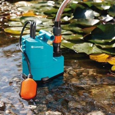 Насос погружной для грязной воды Gardena 7500 (01795-20.000)
