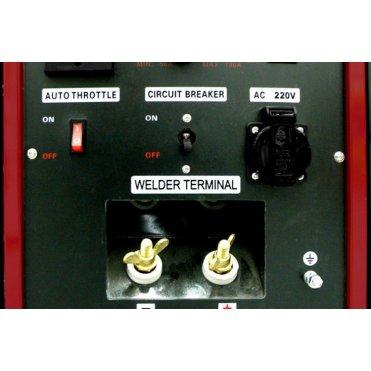 Генератор бензиновый Stark PSW 190 сварочный (240030040)