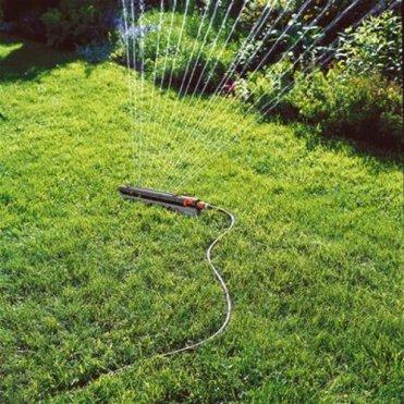 Дождеватель Gardena Aquazoom Comfort 350/3 (01977-29.000)