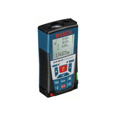 Дальномер лазерный Bosch GLM 250 VF (0601072100)
