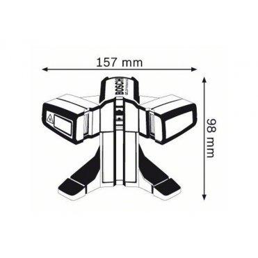 Нивелир лазерный линейный Bosch GTL 3 (0601015200)
