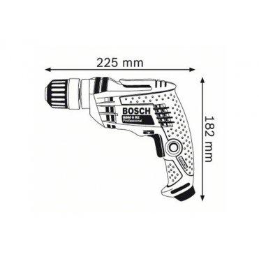 Дрель Bosch GBM 6 RE (0601472600)