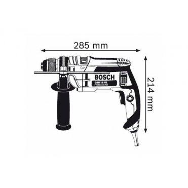Дрель ударная Bosch GSB 16 RE БЗП (060114E500)