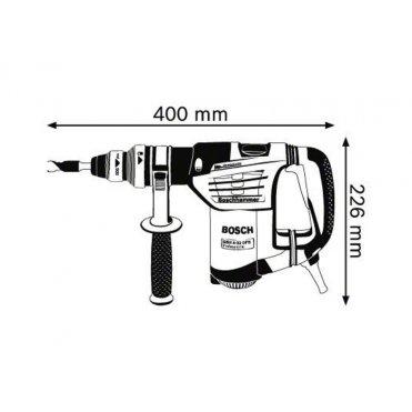 Перфоратор Bosch GBH 4-32 DFR + БЗП (0611332101)
